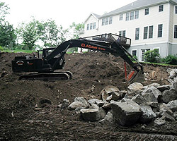 Excavation Projects By Dennis Adams Excavation